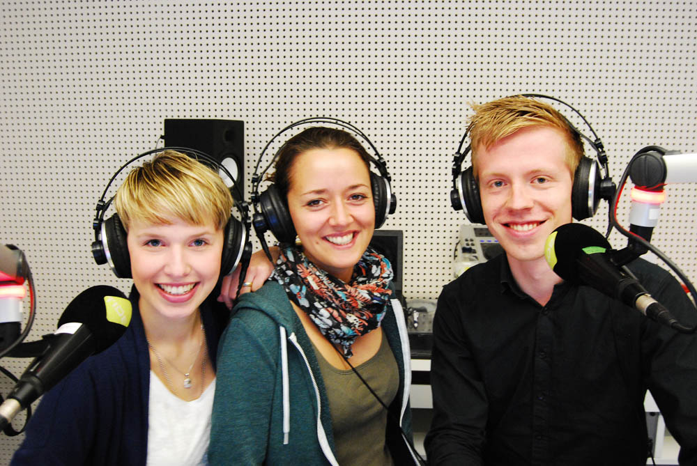 BU Europe Radio bei TIDE